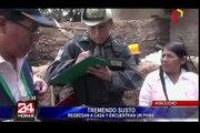 Ayacucho: puma ingresa a casa y familia se lleva el susto de su vida
