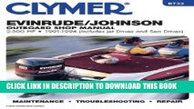 Evinrude Johnson outboard motor gear oil change - video dailymotion