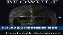 [New] Beowulf: An Updated Verse Translation (Perennial Classics) Exclusive Online