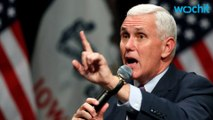Pence Calms Revolutionary Trump Supporter