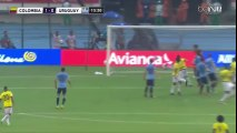 All Goals Highlights HD - Colombia 2-2 Uruguay 11.10.2016