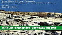 [PDF] Sidi Bou Sa id, Tunisia: Structure and Form of a Mediterranean Village Popular Online