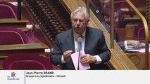 Intervention sur le logement social au Sénat lors de l'examen du Projet de Loi Egalité et Citoyenneté