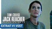 """JACK REACHER : NEVER GO BACK - Extrait """"Passer à l'action"""" (VOST)"""