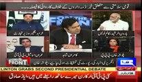 Haroon Rasheed grilled Nawaz Sharif over his statement that Pakistani economy satisfying en employments ratio is increas