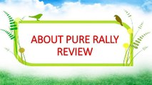 Pure Rally Review, Pure Rally Trading Standards, Pure Rally 2015