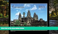 Big Deals  Cambodia 2011 Wall calendar (English and French Edition)  Best Seller Books Most Wanted