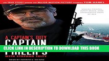 [PDF] A Captain s Duty: Somali Pirates, Navy SEALs, and Dangerous Days at Sea Popular Colection
