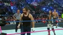 AJ Styles vs Dean Ambrose vs John Cena Full Match - WWE No Mercy 2016 - WWE World Champion HD