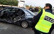 Trois accidents sur le périphérique toulousain : circulation bloquée