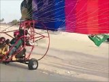 Paragliding- Paragliding Equipment- Motor Paragliding 2016- Paragliding in Beach