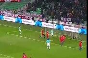 Joe Hart Amazing Save vs Slovenia - England 0-0 (11_10_2016)