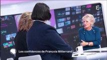 C'est au programme : Marie de Hennezel raconte les derniers jours de Mitterrand
