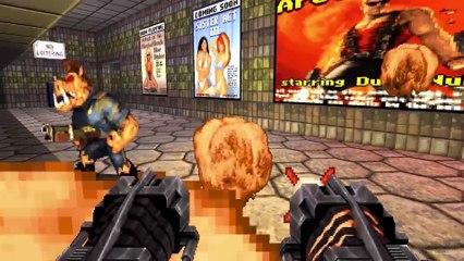 Launch trailer de Duke Nukem : 3D World Tour