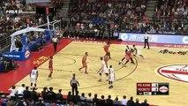 New Orleans Pelicans vs Houston Rockets - 1st Qtr Highlights - Oct 11, 2016 - 2016-17 NBA Preseason