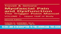Collection Book Travell and Simons  Myofascial Pain and Dysfunction: The Trigger Point Manual: