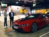 Le centre d'essais véhicules électriques et hybrides au Mondial de l'Automobile de Paris 2016