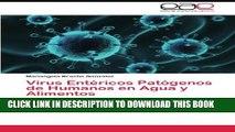 [PDF] Virus Entéricos Patógenos de Humanos en Agua y Alimentos  Virus entéricos humanos