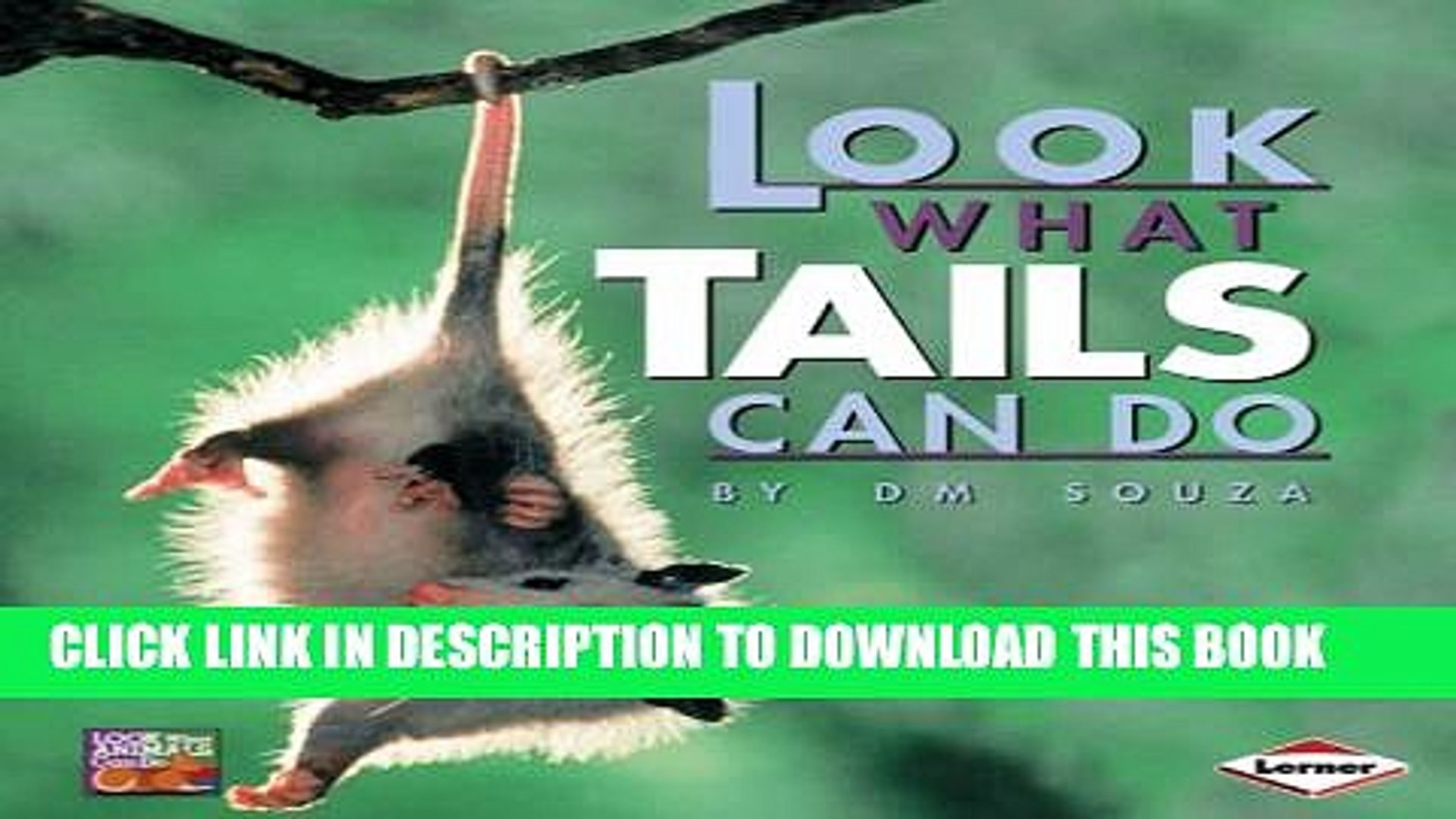 [PDF] Look What Tails Can Do (Look What Animlas Can Do) Full Online