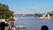 Un pont qui résiste aux explosions... Destruction bien ratée!