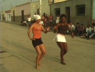 Peru Folk Dancing