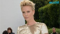 Charlize Theron Goes for the Gold in New Dior Perfume Commercial