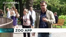 Technologie beacon : les balises du zoo de Berlin