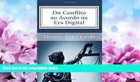 READ book  Do Conflito ao Acordo no Era Digital: Meios Eletrônicos para Solucionar Conflitos