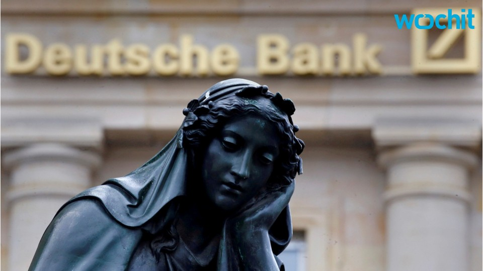 SEC Says Deutsche Bank Will $9.5 Million Penalty Over Penalty