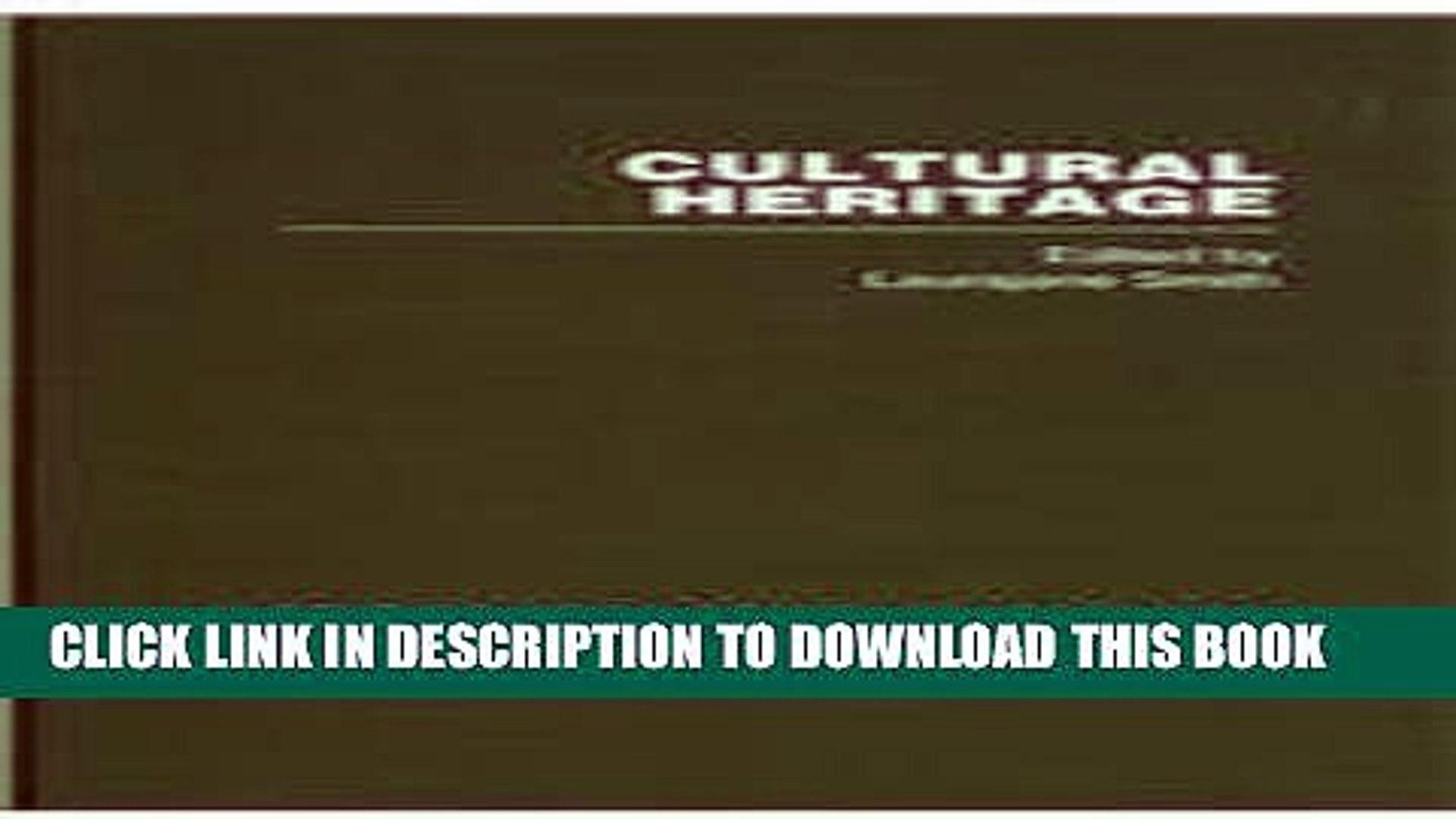 [PDF] Cultural Heritage: Critical Concepts in Media and Cultural Studies (v. 1, v. 2, v. 3   v)