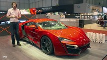 Geneva Motor Show 2016 - all the exciting cars you might have missed   evo MOTOR SHOWS