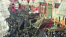 Shiites mark Ashura Day with Karbala pilgrimage