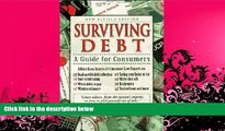 READ book  Surviving Debt: A Guide for Consumers in Financial Stress  BOOK ONLINE