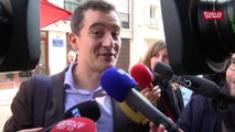 Gérald Darmanin, directeur de campagne de Nicolas Sarkozy, sur le premier débat de la primaire