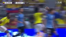 All Goals - Colombia 2-2 Uruguay 11.10.2016