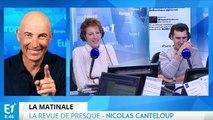 Canteloup : le rap improbable de François Hollande !