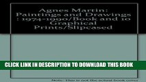 [PDF] Agnes Martin: Paintings and Drawings : 1974-1990 . Peintures et Dessins. Schilderijen en
