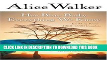 [PDF] Her Blue Body Everything We Know: Earthling Poems 1965-1990 Complete Full Colection
