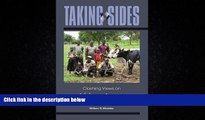 READ book  Taking Sides: Clashing Views on African Issues (Taking Sides: African Issues)  FREE