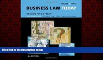 READ book  Business Law Today, Standard Edition (Available Titles CengageNOW)  FREE BOOOK ONLINE