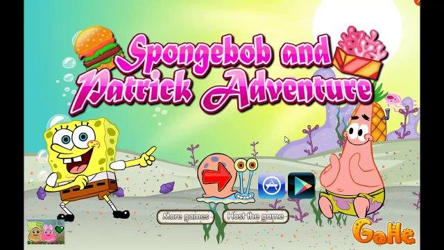SpongeBob SquarePants: Spongebob And Patrick Adventure - SpongeBob Games