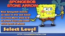 Spongebob Games|Spongebob Squarepants|Spongebob Squarepants Full Episodes|Spongebob Stone Arrow