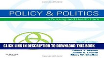 New Book Policy   Politics in Nursing and Health Care, 6th Edition