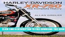 New Book Harley-Davidson Xr-750