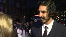 Dev Patel talks about his new long hair and moustache