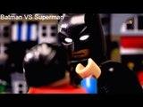 Batman VS Superman | Lego Wars | Lego Superhero | STOPMOTION