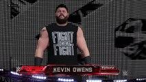 WWE 2K17 Entrada KEVIN OWENS | WWE 2K17 KEVIN OWENS ENTRANCE