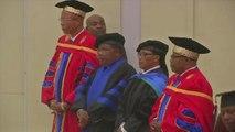 Guinée équatoriale, Le titre Docteur Honoris Causa décerné au Président