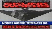 New Book Skunk Works: A Personal Memoir of My Years of Lockheed