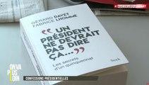 On va plus loin - Confessions présidentielles / La Droite partage-t-elle les mêmes valeurs ? / Jean-Claude Carrière est l'invité du Grand Entretien (12/10/2016)